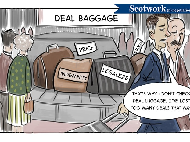 real world negotiation